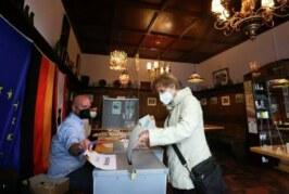 ЦИК Германии опубликовал первые результаты выборов в бундестаг — РИА Новости, 27.09.2021